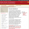 Faculty Handbook | Office of the Senior Vice President and Provost