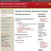 Student & Scholar Insurance Program | University Human Resources